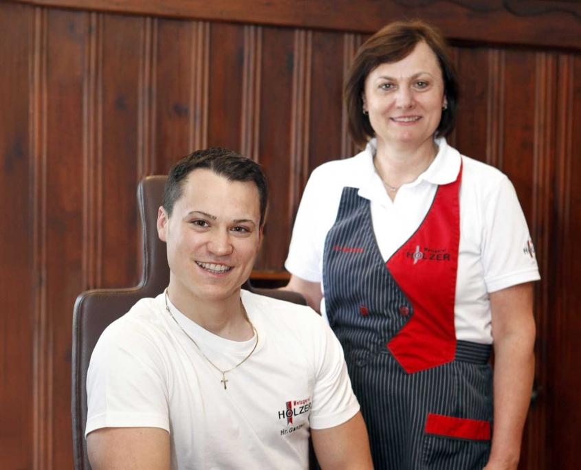 Philipp und Rita Gantner